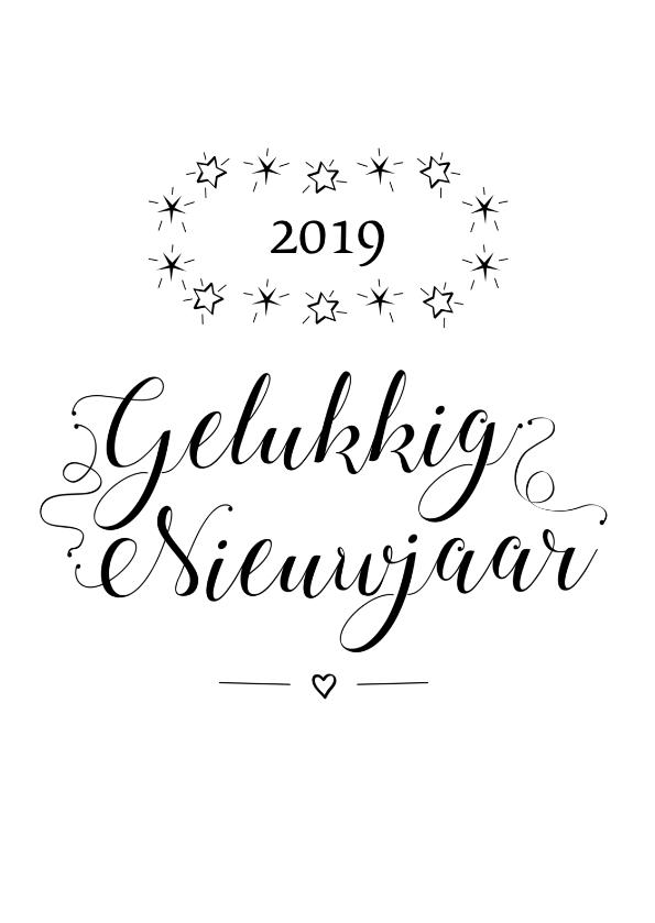 Grappige Nieuwjaarswensen 2019 Leuke Nieuwjaarswens 2019 Gelukkig