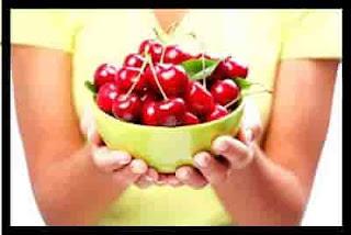 benefits of fresh cherries