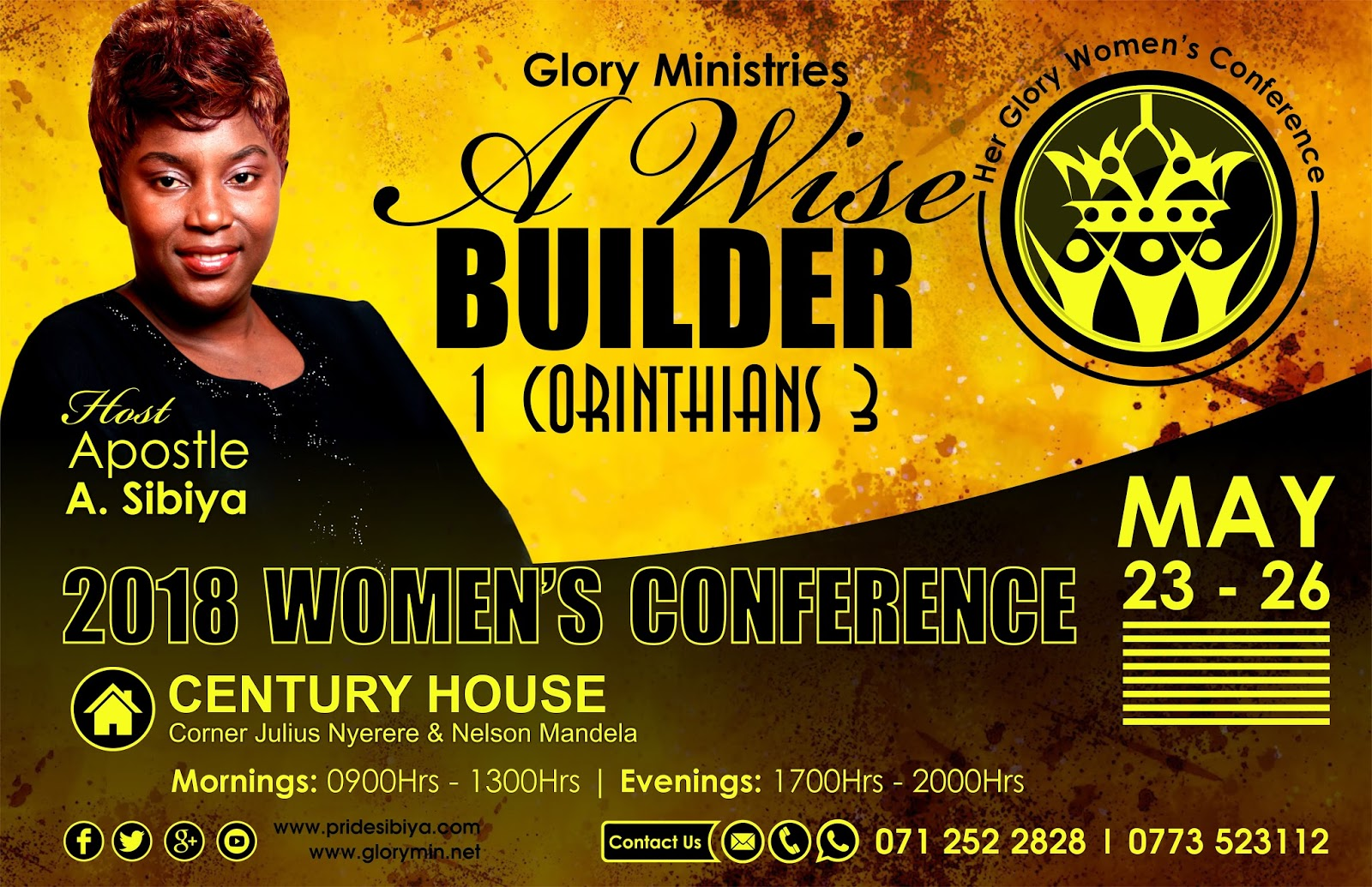 Woman You Are A Home Builder - The Wise House-Builder vs. The Foolish House-Wrecker!