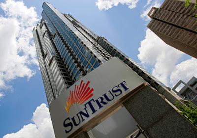 Pericolo privacy clienti SunTrust