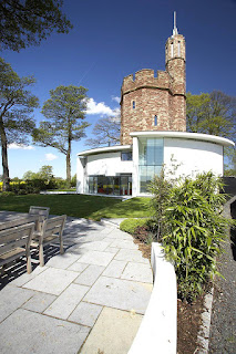 Lymm water tower house