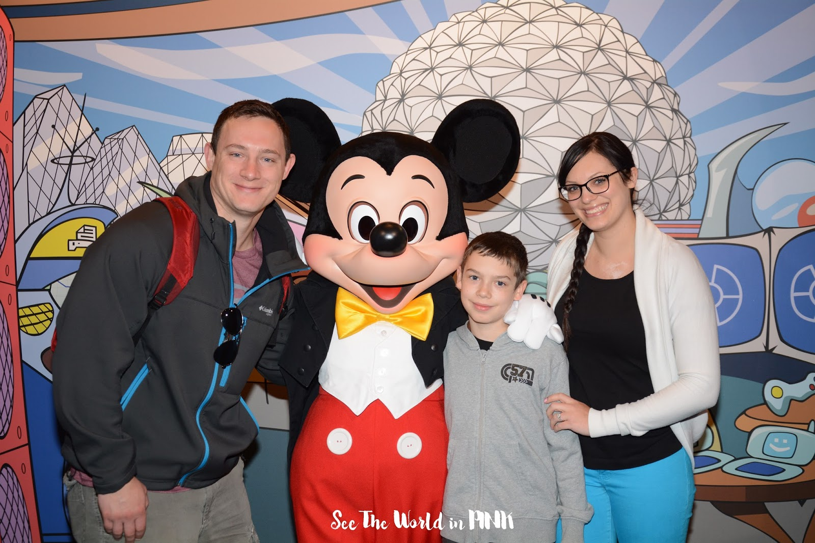 Travel Post - Orlando, Florida ~ Walt Disney World, Universal Studios, and Swimming With Manatees!
