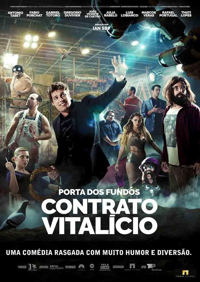 Porta dos Fundos: Contrato Vitalício Torrent – HDTV 720p Nacional