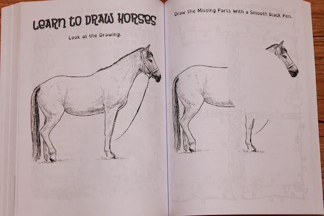 The Thinking Tree Horse Lovers Handbook