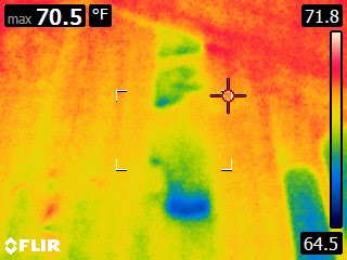 Locating and Removing Honey Bees with Flir Infrared Camera by Albert