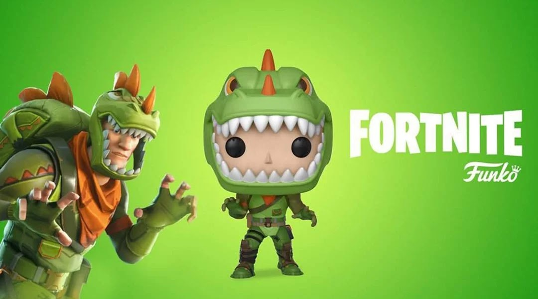 Fortnite Rex Pop Design Unveiled By Funko