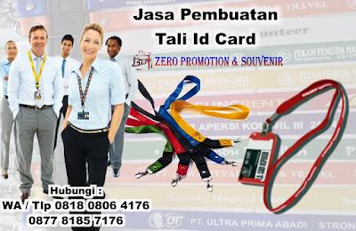 Jasa Pembuatan Tali Id Card