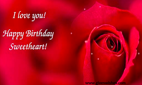 Sexy And Romantic Happy Birthday Love Messages For Cute Girlfriend