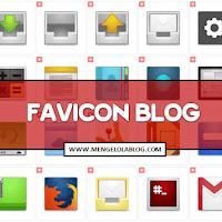 Mengenal Favicon blog dan cara menggantinya