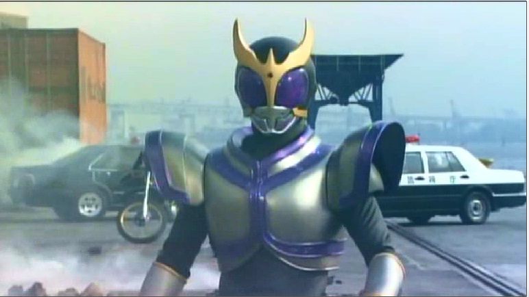 Kamen Rider Black Rx Episode 1 Kissasian