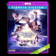 Ready Player One: Comienza el juego (2018) WEB-DL 720p Audio Dual Latino-Ingles