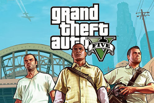Grand Theft Auto 5, game terbaik 2013