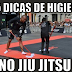 15 Dicas de Higiene no Jiu Jitsu