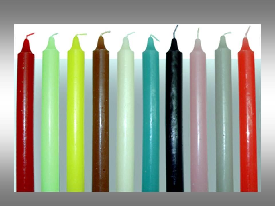 Colores de velas para santos y peticiones i oraciones poderosas - Velas de la suerte ...