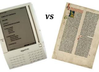Ebook vs Buku
