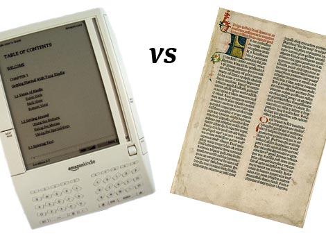 Kelebihan dan Kekurangan Ebook dan Buku