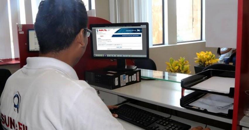 SUNAFIL presenta aplicativo de denuncias laborales virtuales - www.sunafil.gob.pe