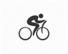Race Bicycle Icon