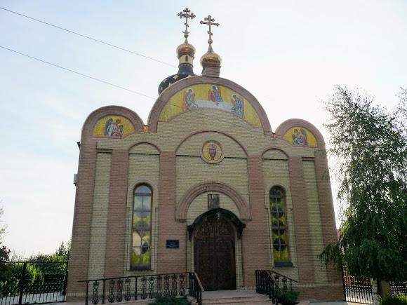 Авдіївка. Свято-Михайлівський храм