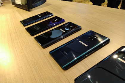 Wow Huawei olok-olok Samsung Galaxy S10