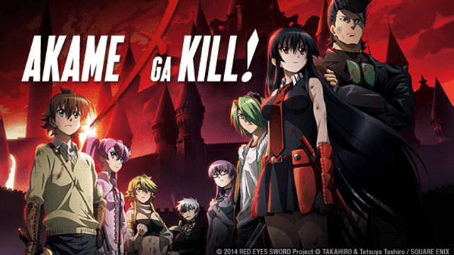 Akame menjadi satu-satunya orang yang selamat di Akame gak Kill