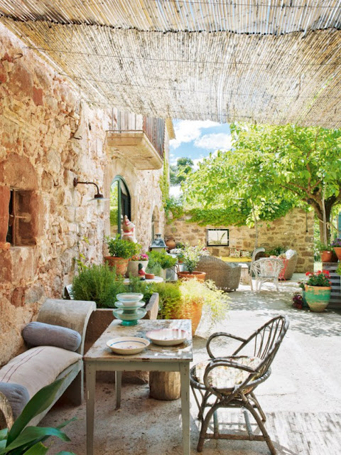 5 ideas para decorar tu terraza o patio