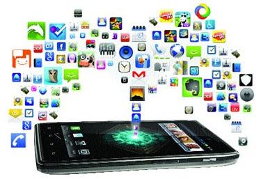 Aplikasi Sosialmedia yang paling populer sepanjang tahun 2012 sampai sekarang