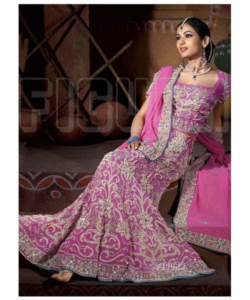 Pakistani Bridal Lehengas: Fashion World Latest Fashion: Pakistani Bridal Lehenga Latest