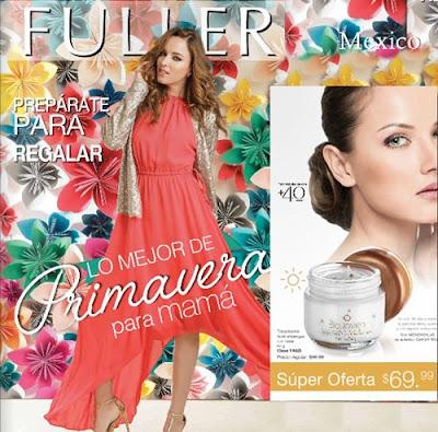 fuller cosmetics campaña 24 2016