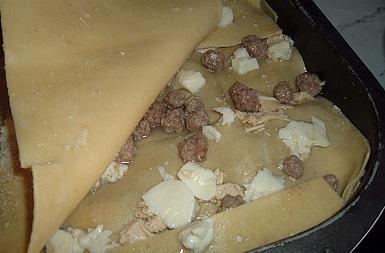 ricetta lasagne in brodo