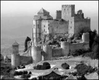 Castillo Loarre en España