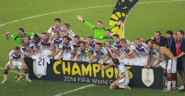 Nilai tim setiap peserta euro berdasarkan transfer market, Jerman tim termahal