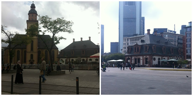 Hauptwache em Frankfurt