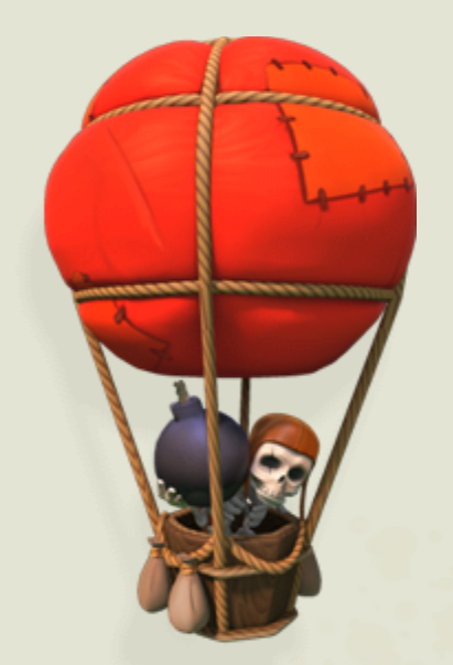 X Bow Clash Of Clans Clash of Clans Ballon ...