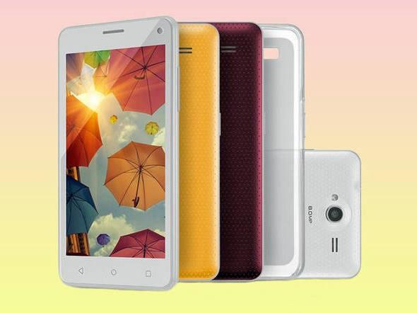 O smartphone MS50 Colors da Multilaserpode ser customizado e tem preço justo