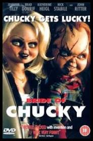 La novia de Chucky logo