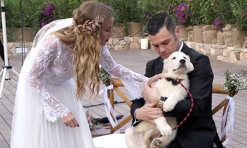 bodas cucas: la exclusiva boda de fonsi nieto y marta castro
