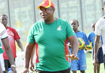Paa Kwesi Fabin takes over Kotoko coaching job