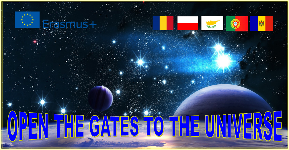 OPEN THE GATES TO THE UNIVERSE