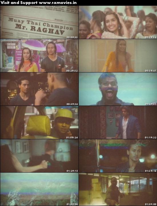 Baaghi 2016 Hindi CAMRip x264 700MB