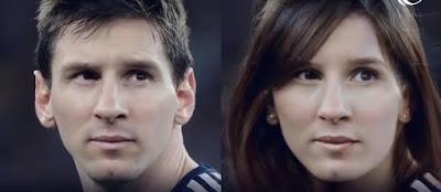 Lio Messi humor