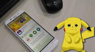 Download Pokemon GO from the Play Store