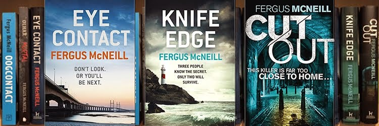 Fergus McNeill  |  Author Blog