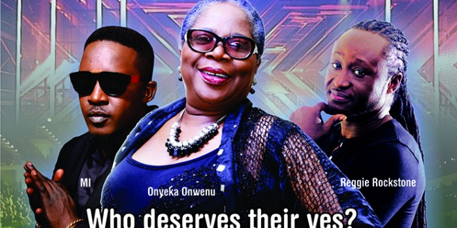 Glo X-Factor Auditions - King/Queen Democracy And Others