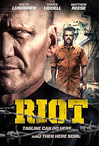 RIOT (2015) อัดแค้นถล่มคุก HD