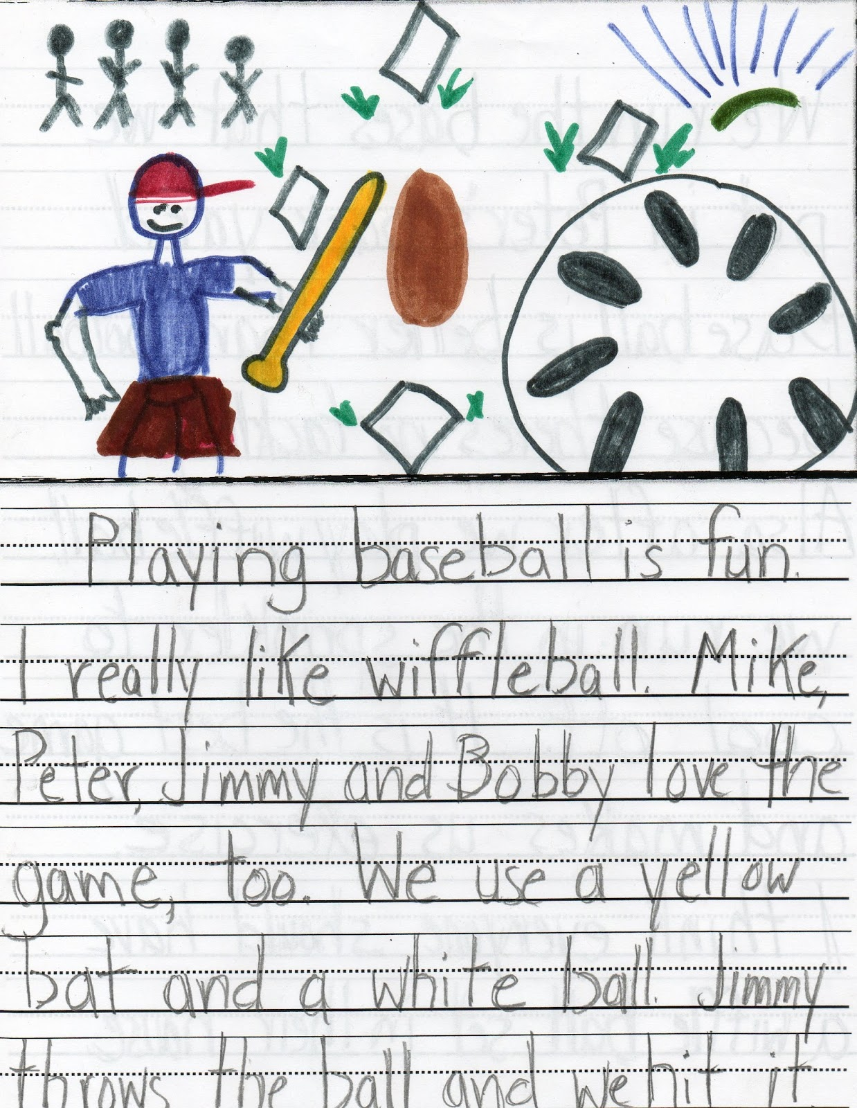 Teaching Opinion Writing 1st Grade