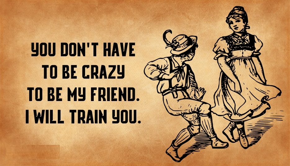 Best Crazy Friends Quotes ~ Best Quotes and Sayings