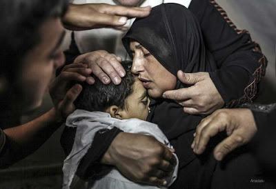 muslimah palestina