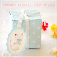 printable kitty box