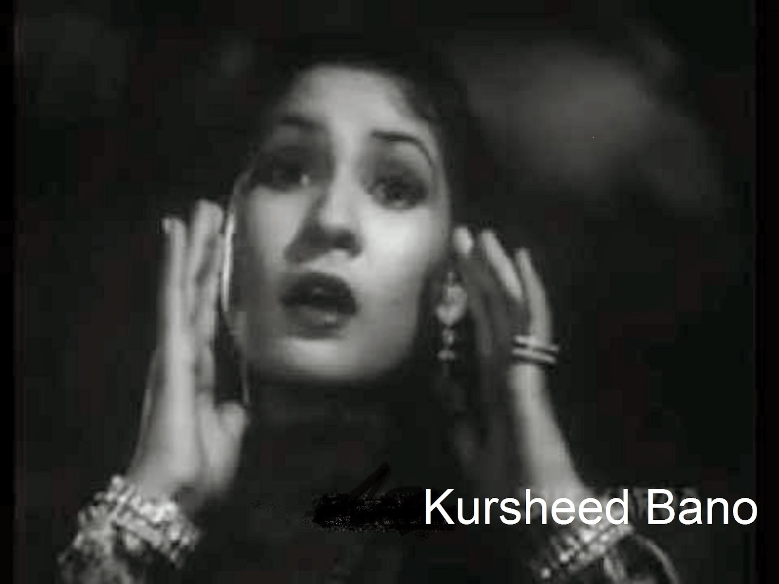 Khursheed bano barso re tansen a forgotten song for Bano re bano song